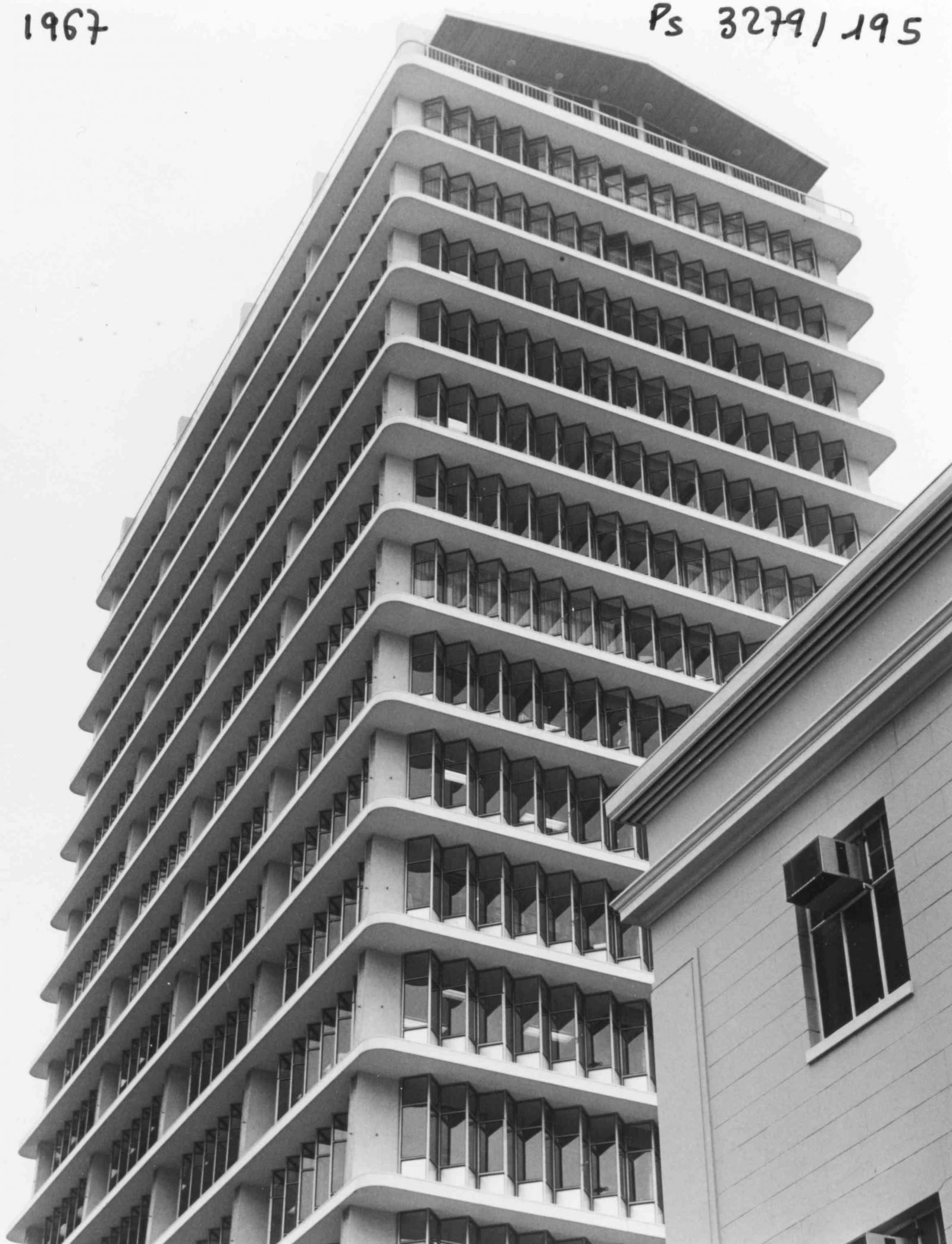 Total building in Capetown