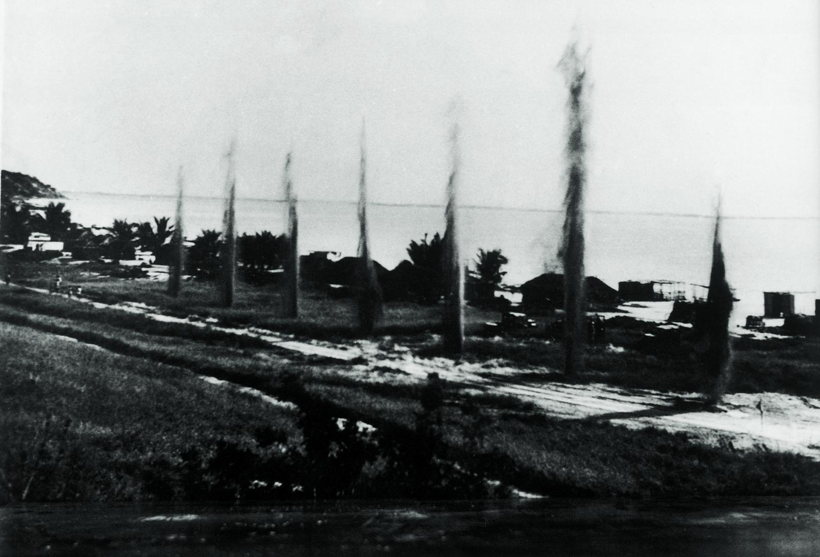 As these detonations show, the initial success at the Benfica site in the Kwanza Basin in 1955 was followed by an extensive seismic campaign that resulted in a number of wells being drilled in the years that followed.