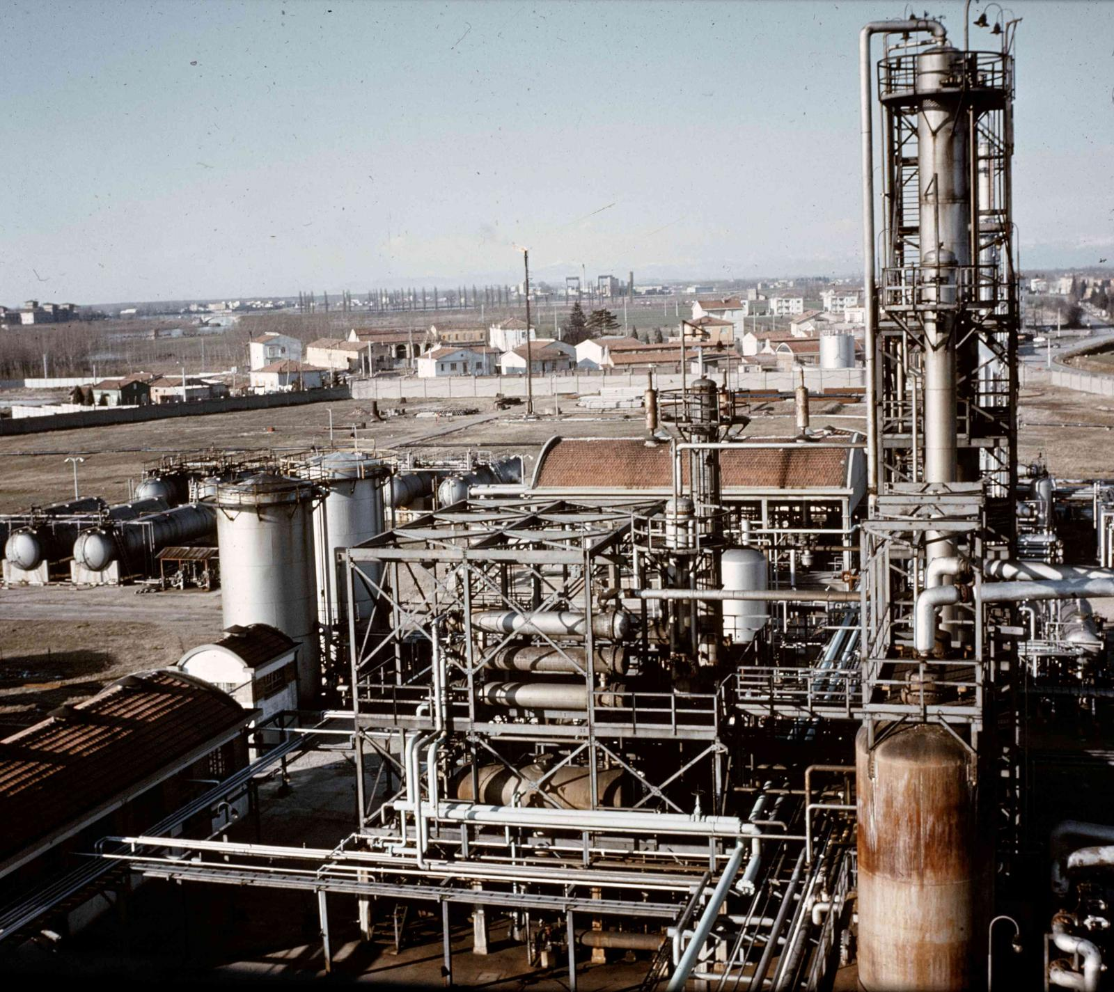 Mantua Refinery