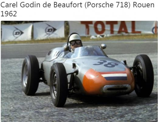 Sponsorship of the French GP 1962