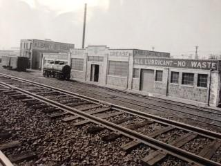 Historical Linden Facility circa early 1900s.